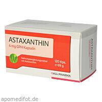Astaxanthin 4 mg GPH Kapseln, 120 ST, Hecht-Pharma GmbH