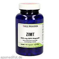 Zimt 300 mg GPH Kapseln, 180 ST, Hecht-Pharma GmbH