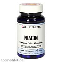 Niacin 100 mg GPH Kapseln, 60 ST, Hecht-Pharma GmbH