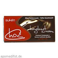 SUKRIN Choc Hazelnut Cream zuckerfrei laktosefrei, 60 G, Habitum Pharma