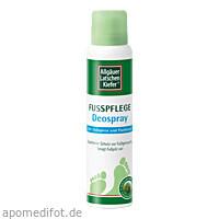 Allgäuer Latschenkiefer Fußpflege Deospray, 100 ML, Dr. Theiss Naturwaren GmbH