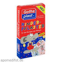 Kinderpflaster Maus, 20 ST, Gothaplast GmbH