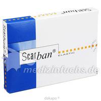 Scarban Elastic Silikonverband Mamma, 2 ST, Rölke Pharma GmbH