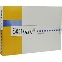 Scarban Light Silikonverband 5x15cm, 2 ST, Rölke Pharma GmbH