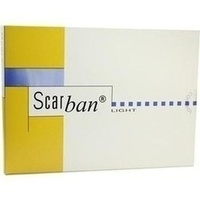 Scarban Light Silikonverband 5x30cm, 2 ST, Rölke Pharma GmbH