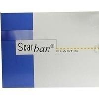 Scarban Elastic Silikonverband Fingerkappe Gr. L, 4 ST, Rölke Pharma GmbH