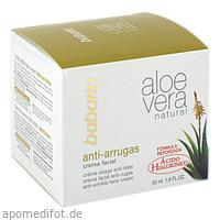 Aloe Vera Feuchtigkeits Gesichtscreme, 50 ML, Amosvital GmbH