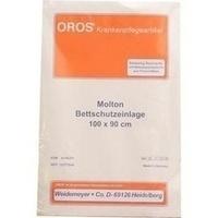 MOLTON BETTS EINL 100X90, 1 ST, Weidemeyer + Co. Vertriebsges. Für Medizinbedarf mbH