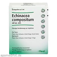 ECHINACEA COMPOSITUM ad us.vet.Ampullen, 5 ST, Biologische Heilmittel Heel GmbH
