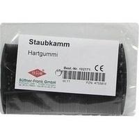 Nissenkamm Hartgummi 102171, 1 ST, Büttner-Frank GmbH
