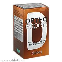 Orthoexpert diabet, 60 ST, Weber & Weber GmbH & Co. KG