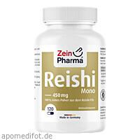 Reishi Pulver Kapseln, 120 ST, Zein Pharma - Germany GmbH