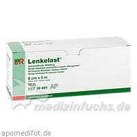 LENKELAST 8 cmx5 m weiß o.Zellglas, 10 ST, Lohmann & Rauscher GmbH & Co. KG