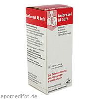 AMBROXOL AL 15 MG/5 ML Saft, 250 ML, Aliud Pharma GmbH