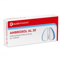 AMBROXOL AL 30, 20 ST, Aliud Pharma GmbH