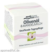 Oliven-Mandelmilch Straffende Tagespflege, 50 ML, Dr. Theiss Naturwaren GmbH