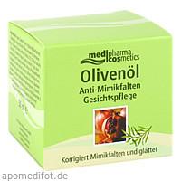 Olivenöl Anti-Mimikfalten Gesichtspflege, 50 ML, Dr. Theiss Naturwaren GmbH