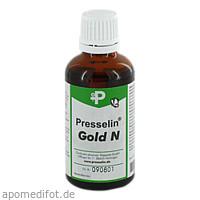 Presselin Gold N, 50 ML, COMBUSTIN Pharmazeutische Präparate GmbH
