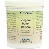 Ziegenbutter Balsam Coscura, 250 ML, Axisis GmbH