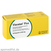 Viacutan plus vet, 40 ST, Boehringer Ingelheim VETMEDICA GmbH
