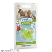 DENTISTAR-BS LATEX MIT RING/BABYS MIT ZÄHNEN, 1 ST, Novatex GmbH
