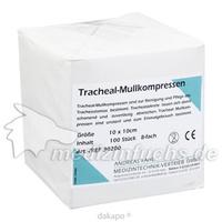 TRACHEAL MULLKOMPRESSEN 8F, 100 ST, Andreas Fahl Medizintechnik-Vertrieb Gmh