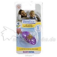 DENTISTAR-BS LATEX OHNE RING/BABYS OHNE ZÄHNEN, 1 ST, Novatex GmbH