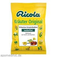 Ricola oZ Kräuter, 75 G, Queisser Pharma GmbH & Co. KG