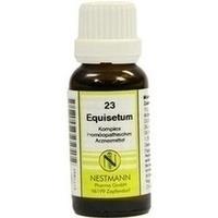 EQUISETUM KOMPLEX NESTM 23, 20 ML, Nestmann Pharma GmbH