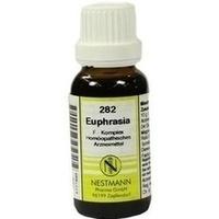 EUPHRASIA F KOMPLEX 282, 20 ML, Nestmann Pharma GmbH