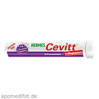 HERMES CEVITT + MAGNESIUM, 20 ST, Hermes Arzneimittel GmbH