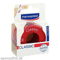 Hansaplast Fixierpflaster Classic 5mx2.5cm, 1 ST, Beiersdorf AG
