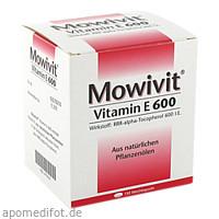 MOWIVIT 600, 150 ST, Rodisma-Med Pharma GmbH