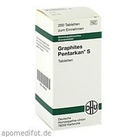 GRAPHITES PENTARKAN S, 200 ST, Dhu-Arzneimittel GmbH & Co. KG