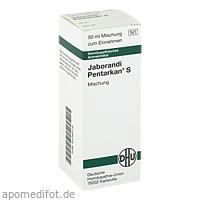 JABORANDI PENTARKAN S, 50 ML, Dhu-Arzneimittel GmbH & Co. KG