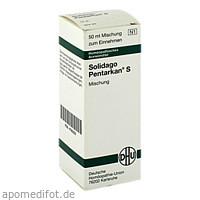 SOLIDAGO PENTARKAN S, 50 ML, Dhu-Arzneimittel GmbH & Co. KG