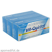 Vit-Ophtal mit 10mg Lutein, 90 ST, Dr. Winzer Pharma GmbH