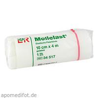 MOLLELAST 10CMx4m WEISS 14413, 1 ST, Lohmann & Rauscher GmbH & Co. KG