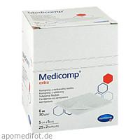 MEDICOMP EXT STERIL 5X5CM, 25X2 ST, Paul Hartmann AG
