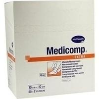 MEDICOMP EXT STERIL10X10CM, 25X2 ST, Paul Hartmann AG