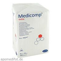 MEDICOMP EXT UNST 10X10CM, 100 ST, Paul Hartmann AG