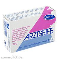 ARZTSEIFE 91020 VERKAUFSWARE, 100 G, M. Kappus GmbH & Co. KG