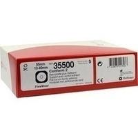 Conform 2-Basisplatte plus Haftr.plan 55mm RR35500, 5 ST, Hollister Incorporated