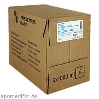 AMPUWA F SPUELZW PLASTIPUR, 6X1000 ML, Fresenius Kabi Deutschland GmbH