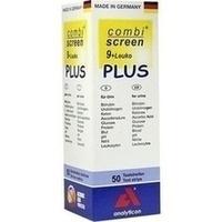 CombiScreen 9+Leuko Plus, 50 ST, Analyticon Biotechnologies AG