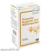 Propolis-Kapseln mit Blütenpollen, 100 ST, Astrid Twardy GmbH