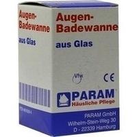 AUGENBADEWANNE GLAS, 1 ST, Param GmbH