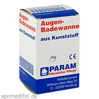 AUGENBADEWANNE KUNSTSTOFF, 1 ST, Param GmbH
