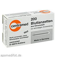E BLUTLANZETTEN FEATHER, 200 ST, Param GmbH