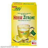 apoday Heisse Zitrone Vitamin C, 10X10 G, Wepa Apothekenbedarf GmbH & Co. KG